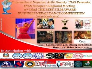 Nepali Dance Holand
