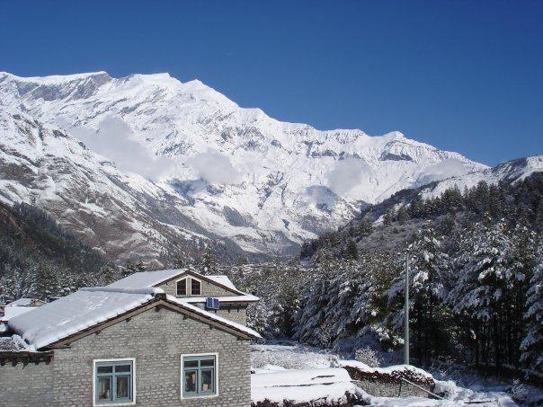 Dhaulagiri Nepal