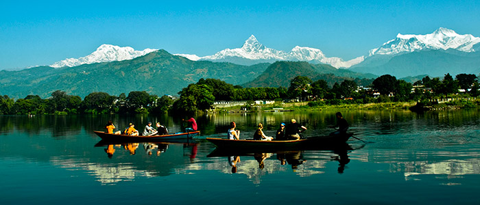 Beauty of Pokhara