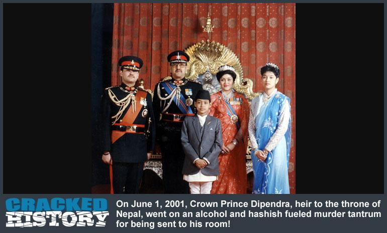 History Of Nepal